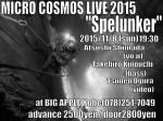 micro cosmoso 2015